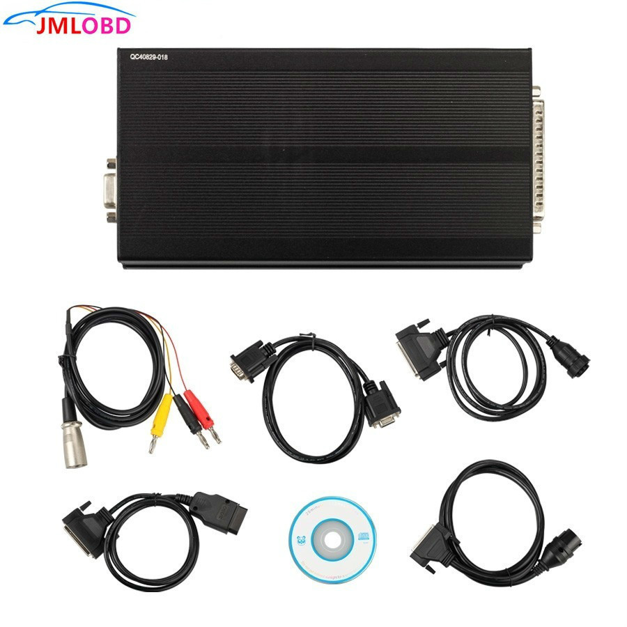 MB Carsoft 7 4 Multiplexer ECU Chip Tunning MCU controlled Interface for Carsoft 7 4 multiplexer