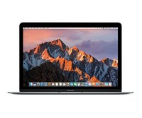 Apple MacBook, 7 го поколения Intel® Core™ m3, 1,2 ГГц, 30,5 см (12 ), 2304x1440 пикселей, 8 ГБ, 256 ГБ