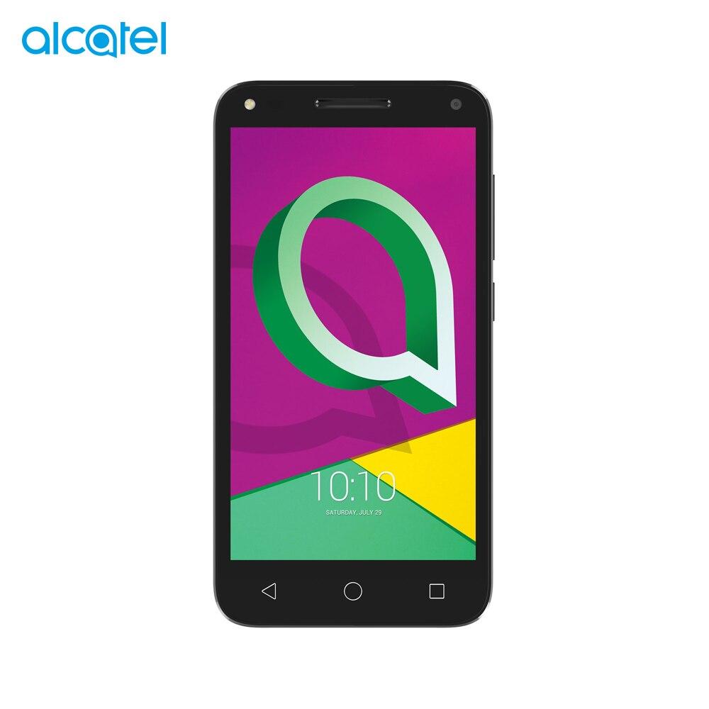 Alcatel U5 3G 1 GB RAM 8 GB ROM MediaTek quad core 5 inch 5