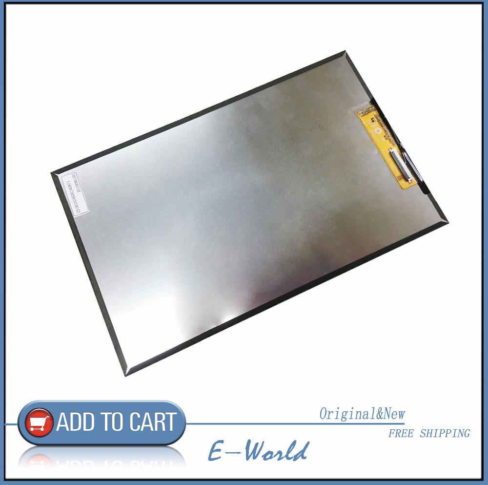 Original 10.1inch 40pin LCD screen FPC101H4020 for tablet pc free shipping tq7037cust fpc lcd displays screen