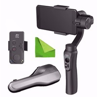Zhiyun Smooth Q 3 Axis Handheld Gimbal Stabilizer For Smartphone IPhone 7 8 X Plus Samsung