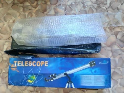 Telescópio e binóculos Monocular Espaço Portátil