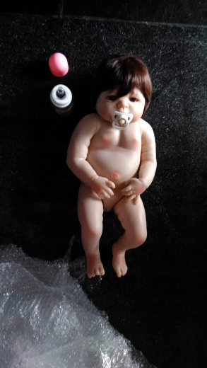 Bebê Reborn Cristal photo review