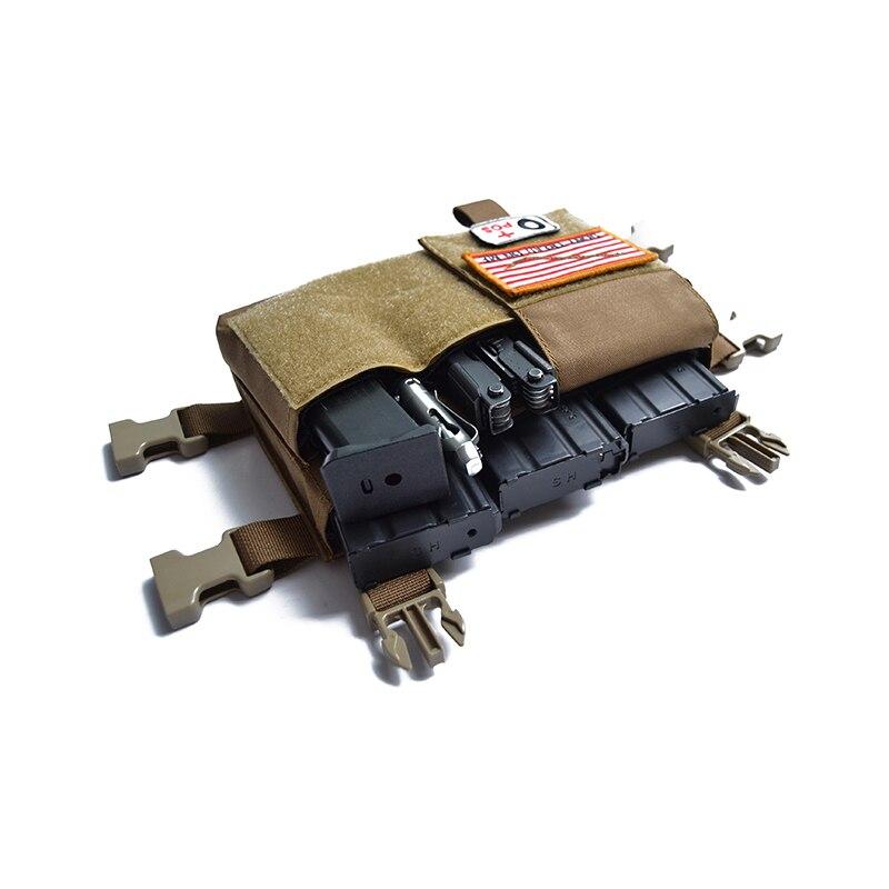 Шасси MK3 грудь Установка основной мешок для СКП 2,0 тактический жилет D3CRM мини Хейли Ranger Зеленый страйкбол охота жилет Мультикам TW-P034