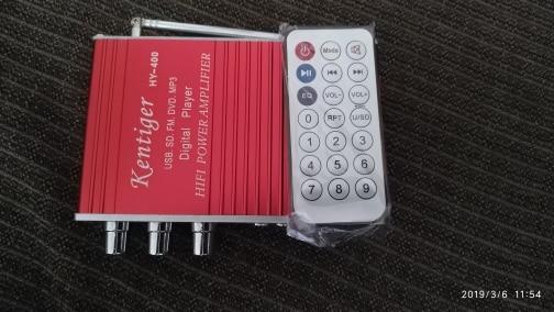 плеер; цифровой аудио усилитель; аудио усиления;
