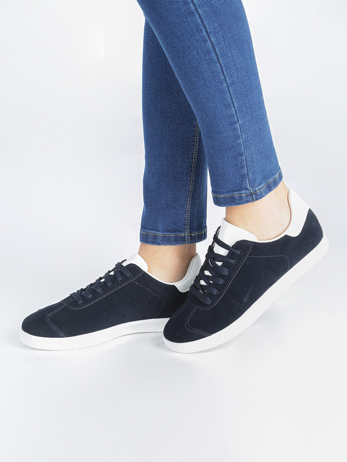 SOLADA Sneakers Lace-up Flat