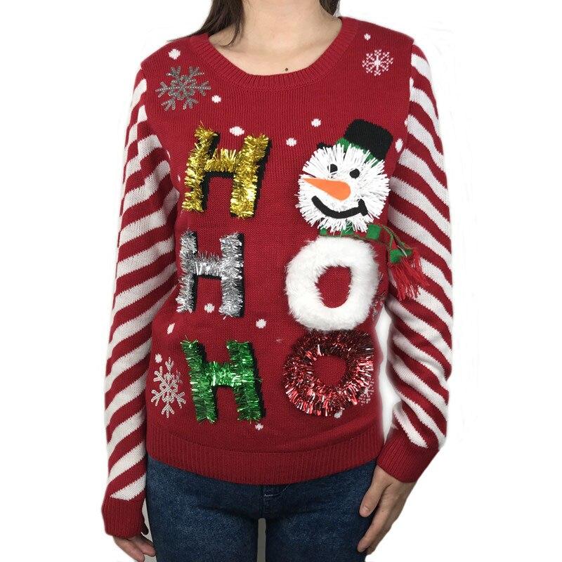 Womens Penguin Sweater