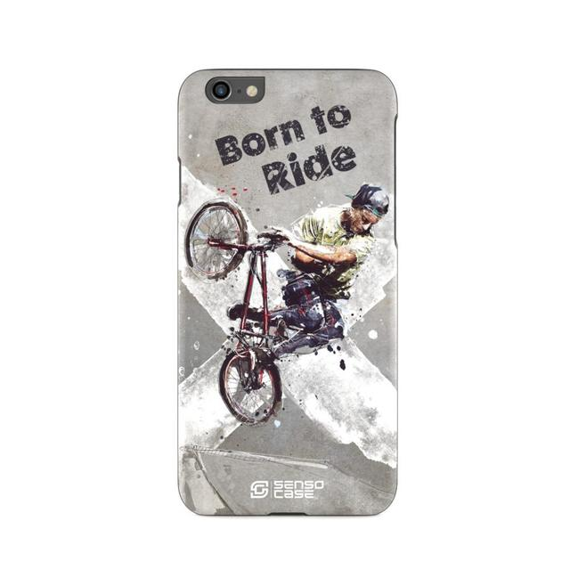 Защитный чехол Senso cover BMX для Apple iPhone