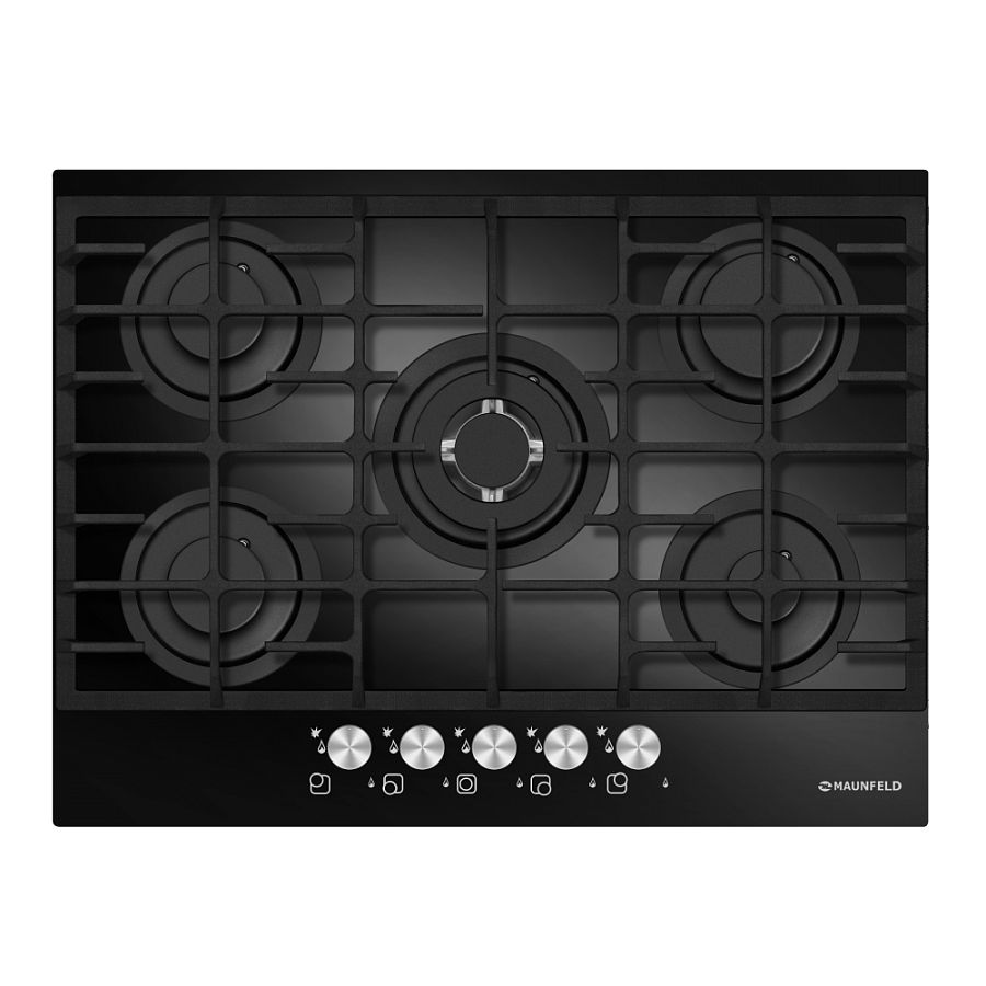 Cooking panel MAUNFELD MGHG 75 13 B Black activ b 20 black 85602