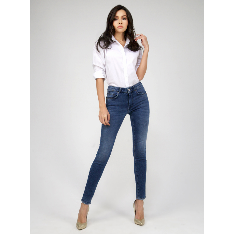 women jeans for winter trousers  T-W5614_35 fashionable skinny high waisted jeans for women