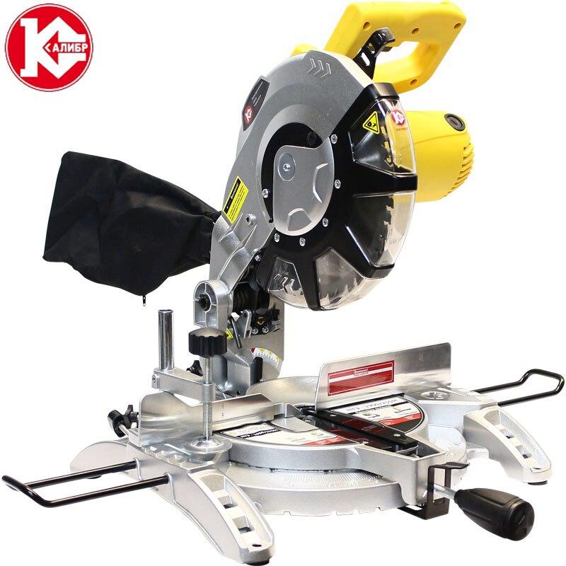 цена на Kalibr PTE-1900/255m Miter saw, wood cutting machinesaw aluminum machine
