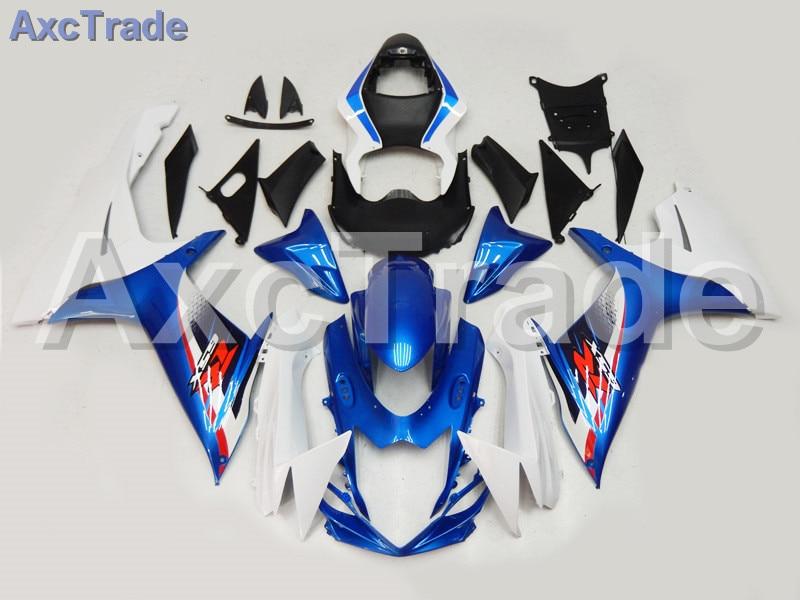 Мотоцикл Обтекатели для Suzuki GSXR системы GSX-Р 600 750 GSXR600 GSXR750 2011 2012 2013 2014 АБС-пластик инъекции обтекатель комплект К11 A358