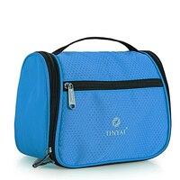 Reusable Nylon Toy Storage Bag Folding String Kitchen Organizer Professional Makeup Wholesale Canvas Cosmetic Bag