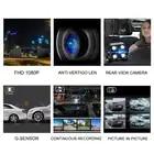 XPX Auto dvr 3 in 1 G616 STR Dash cam Full HD rückansicht kamera GPS Radar detector DVR Antiradar Rück spiegel Auto kamera Rekord - 3