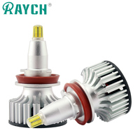 R1 Canbus Turbo LED H7 Headlight Bulb 12V 360 Degree Super LED H4 H11 9005 9006 Auto Head Lamps Kit LED For Car Lights 18000lm