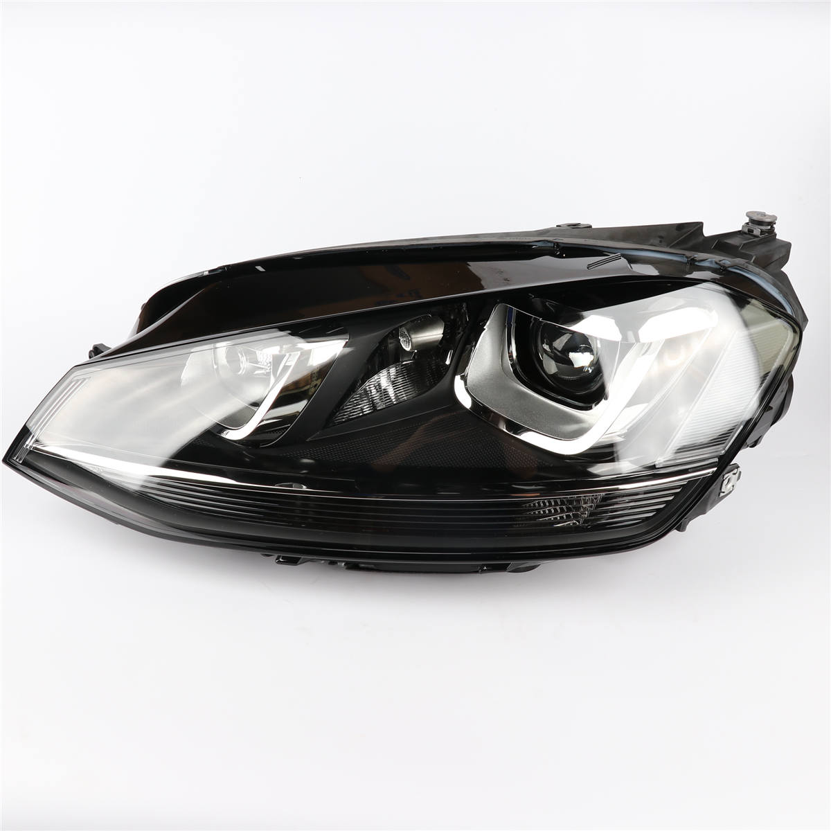1Pcs Genuine Front Headlight Head Light Lamp Assembly Right Side For VW Golf MK7 L5GG 941 032 right combination headlight assembly for lifan s4121200