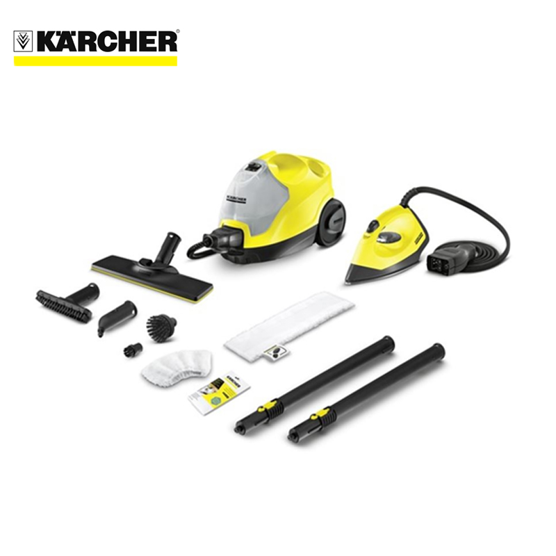 Steam cleaner Karcher SC 4 Iron Kit EasyFix karcher karcher si 4 iron kit желтый