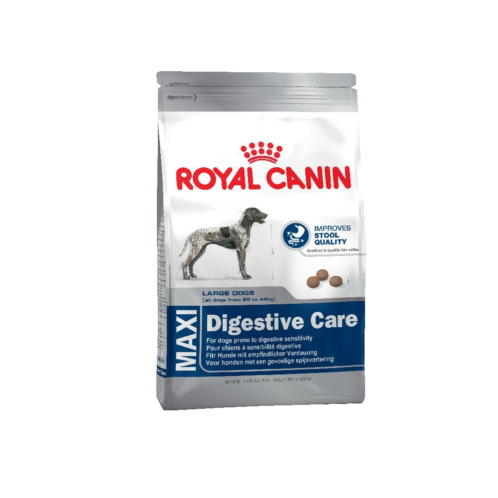 Dog Food Royal Canin  Maxi Digestive Care, 3 kg
