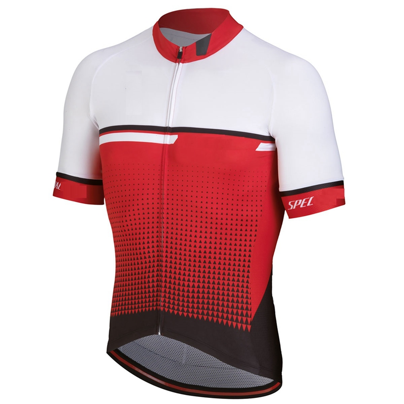 Ropa ciclismo 2018 SL Pro RBX Team racing cycling Jersey red white Men's Summer Riding clothing wear Breathable bicycle clothing радиоуправляемая игрушка shenglong racing team red white 757879