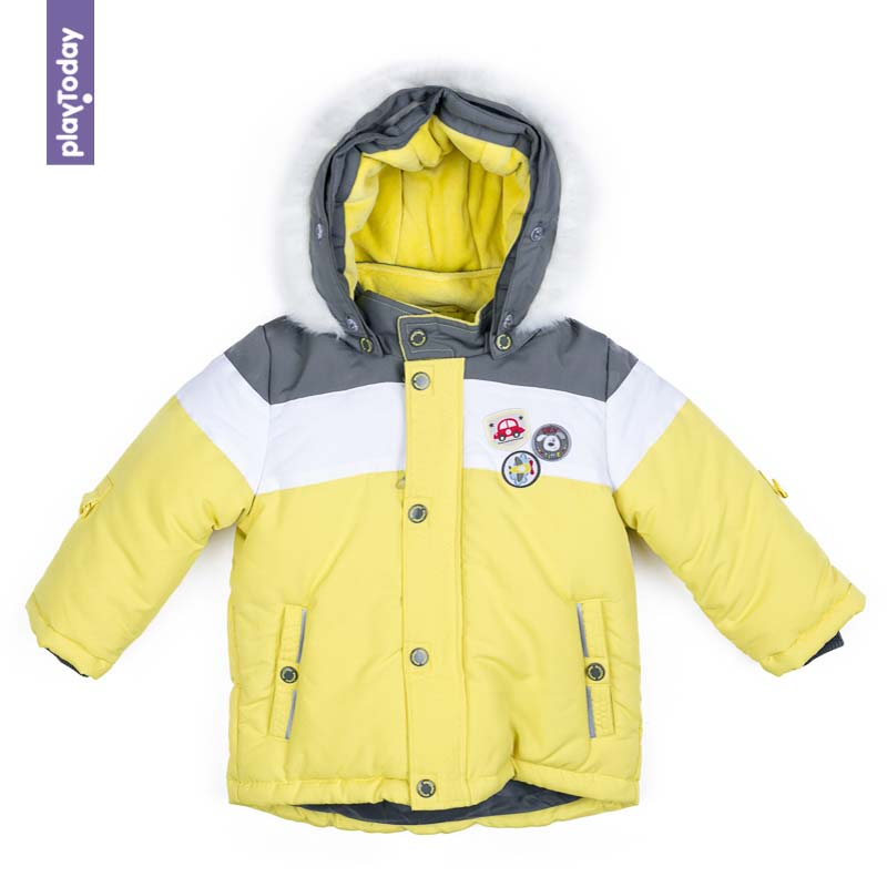 Jackets & Coats PLAYTODAY for boys 377051 Children clothes kids clothes