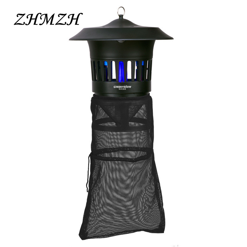 Agricultural Mosquito Killer Lamp 220V 15W Photocatalyst Inhalant Mosquitos Trap Lamps Insect UV Light Outdoor Pest bug Zapper