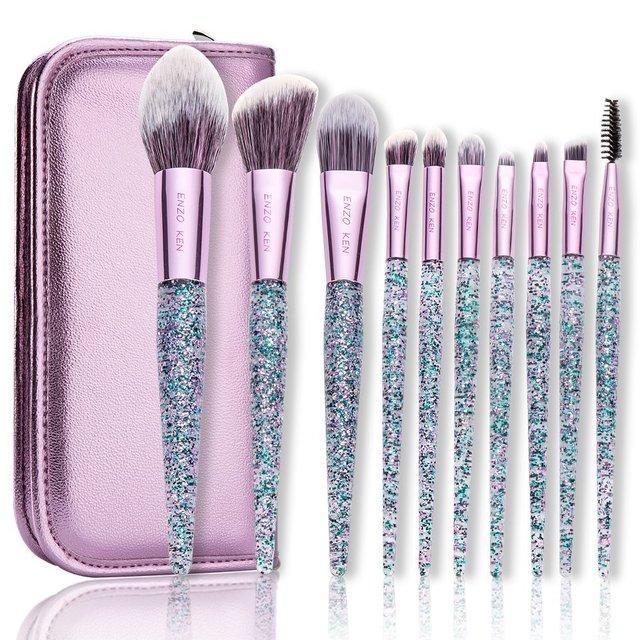 ENZO Кен cosmetics кисти для макияжа кисточки для макияжа патчи для глаз набор кистей для макияжа