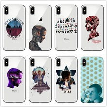 Stranger Things Christmas Lights Case For iPhone 6 6S Plus 5 11 11PRO MAX SE 7 X XR Soft silicone Phone Cover