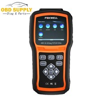 FOXWELL Engine ABS SAS Crash Data Reset OBD 2 obd2 Automotive Diagnostic Scan Tool NT630 Elite Car Airbag SRS Auto OBD2 Scanner