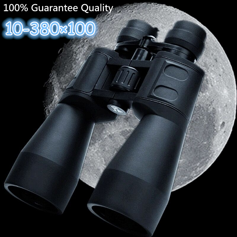 Long Range Zoom 10 80 times Watch Moon Folding Telescope Hunting HD Binoculars Camping Hiking Lll Night Vision Telescope Trip-in Monocular/Binoculars from Sports & Entertainment
