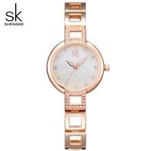 SK new fashion watch women s rhinestone quartz watch relogio feminino the women wrist watches dress