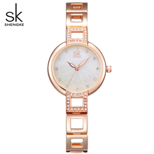 SK new fashion watch women's rhinestone quartz watch relogio feminino the women wrist watches dress fashion watch reloj mujer