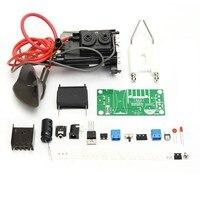 1 Set DIY Kit Booster High Voltage Generator Plasma Music Arc Speaker ZVS Coil Kit Module
