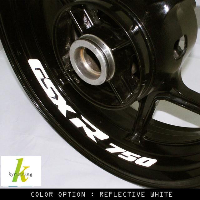 Custom R Decals