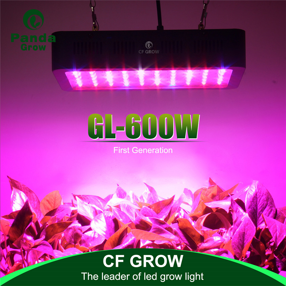 LED grow lights Full Spectrum led Grow Light 600W Growing Lamp Indoor Hydroponic Greenhouse LED Plant All Stage Growth Lighting цена