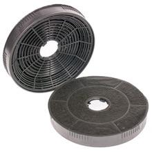 Вытяжной фильтр с активированным углем Замена для Bosch-Siemens угольный фильтр-12009727-DWA0LK6A(2 шт./упак