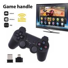 Cewaal 2,4G беспроводной геймпад pubg контроллер ПК для PS3 TV Box джойстик игровой контроллер пульт дистанционного управления для Xiaomi Android