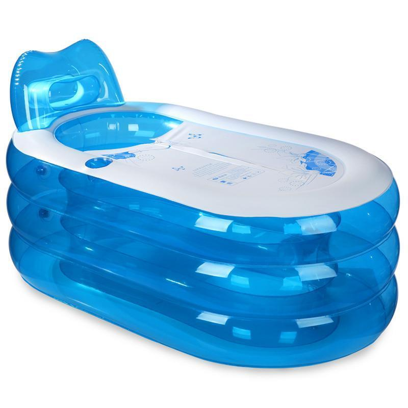 Opblaasbaar Bad Baby Inflable Gonfiabili Bucket Baignoire Banho Sauna Bath Adult Hot Tub Inflatable Bathtub