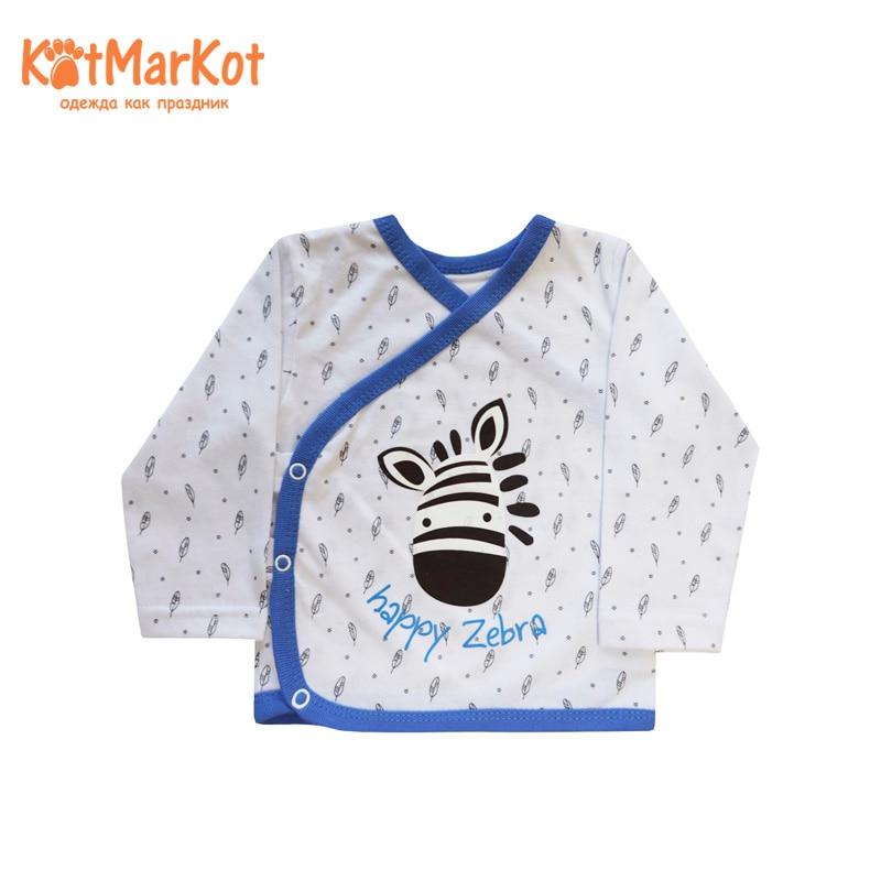 Blouse, Boys, КОТМАРКОТ, 7494а blouse for girls котмаркот 7196