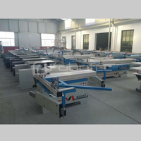High Quality Alibaba Gold Supplier Panel Saw Machine For Woodworking Made In China