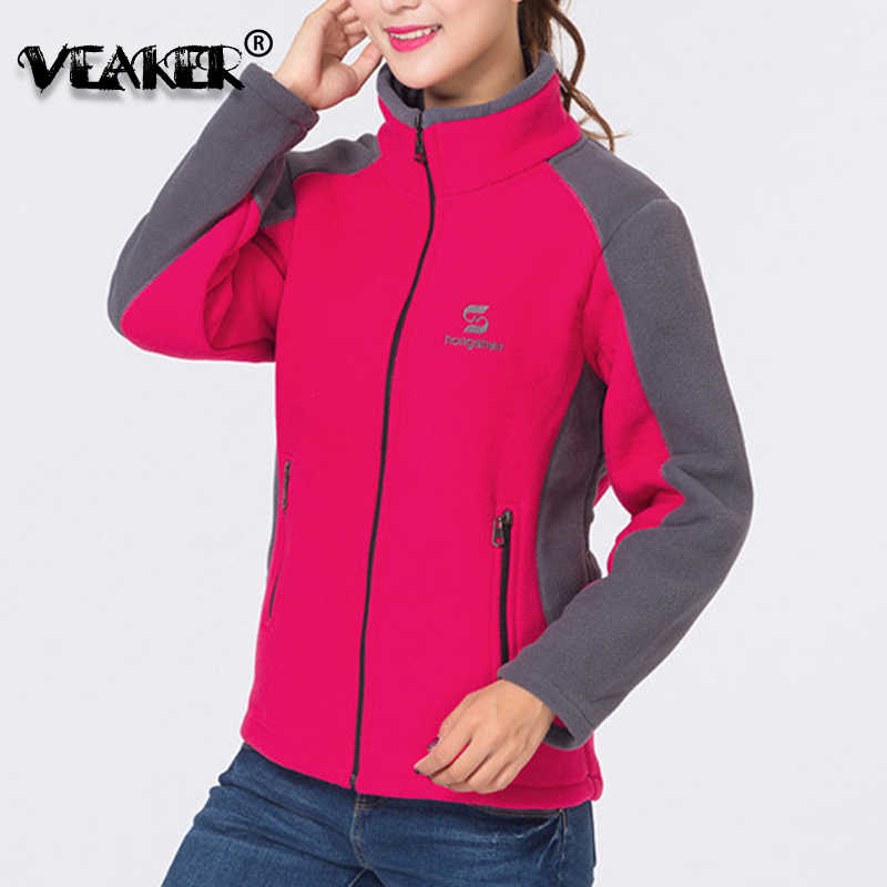 Women's Jackets windbreaker Female Faux Lambs Wool Warm Fleece Jacket  Stand Collar Outerwear Overcoat Jackets sportswear 4XL