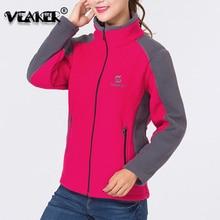 Women's Jackets windbreaker Female Faux Lambs Wool Warm Fleece Jacket