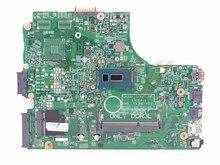 CN-0CW5N0 For DELL 3443 3543 Laptop Motherboard i3 Processor 0CW5N0 DDR3L цена и фото