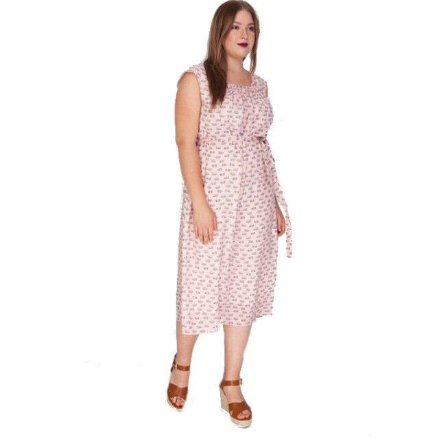 Платье женское из вискозы VIS-A-VIS D3521