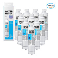 NEW Refrigerator Water Filter Replacement Activated Carbon Reverse Osmosis Cartridge Filters for Samsung DA29 00020B 10 Pcs/lot