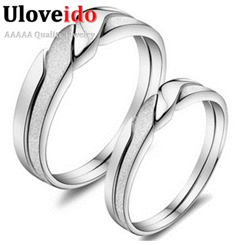 Aliexpress.com : Buy Vintage Silver Couple Ring For Men