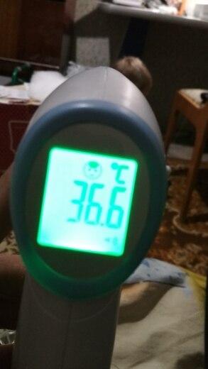 2017 Muti-fuction Baby/Adult Digital Termomete Infrared Forehead Body Thermometer Gun Non-contact Temperature Measurement Device