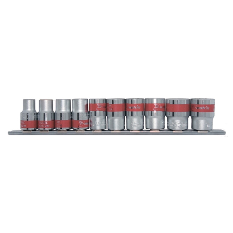 Socket set MATRIX 13597
