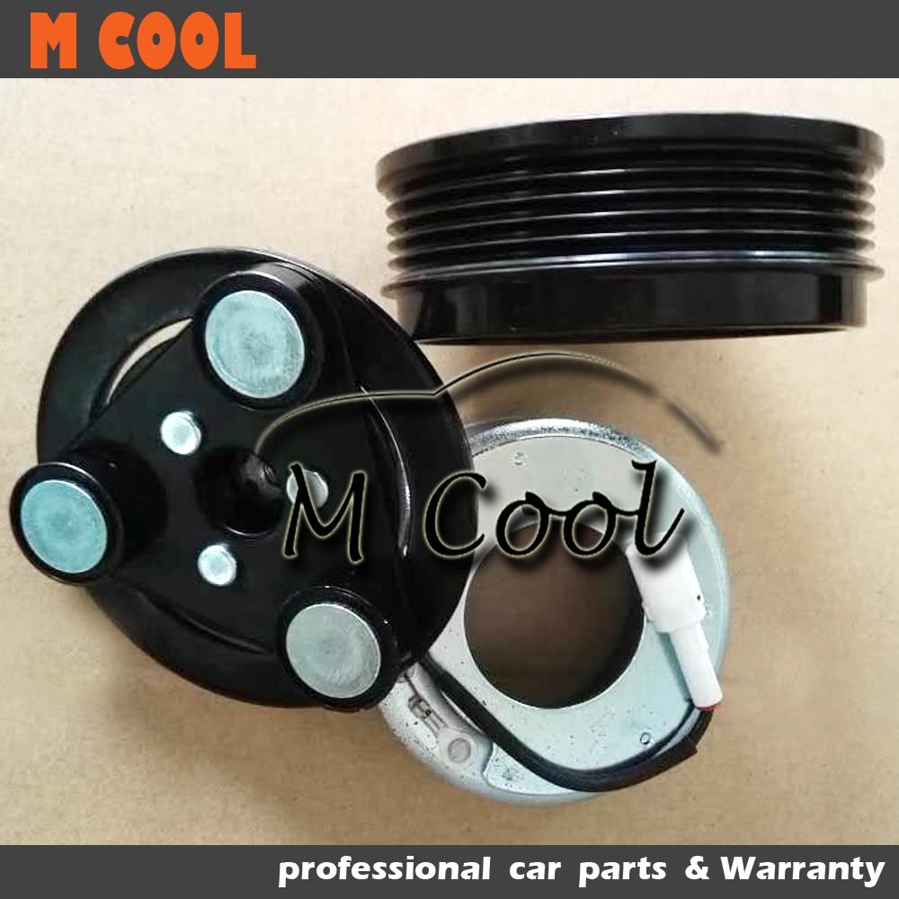 High Quality AC Compressor Clutch For Mazda 3 5 BP4S-61-K00 H12A1AJ4EX BP4S61K00 CC4361K00A CC4361K00B