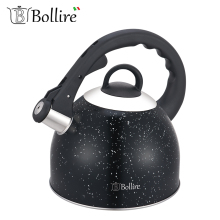 Чайник BOLLIRE со свистком 2,5 литра