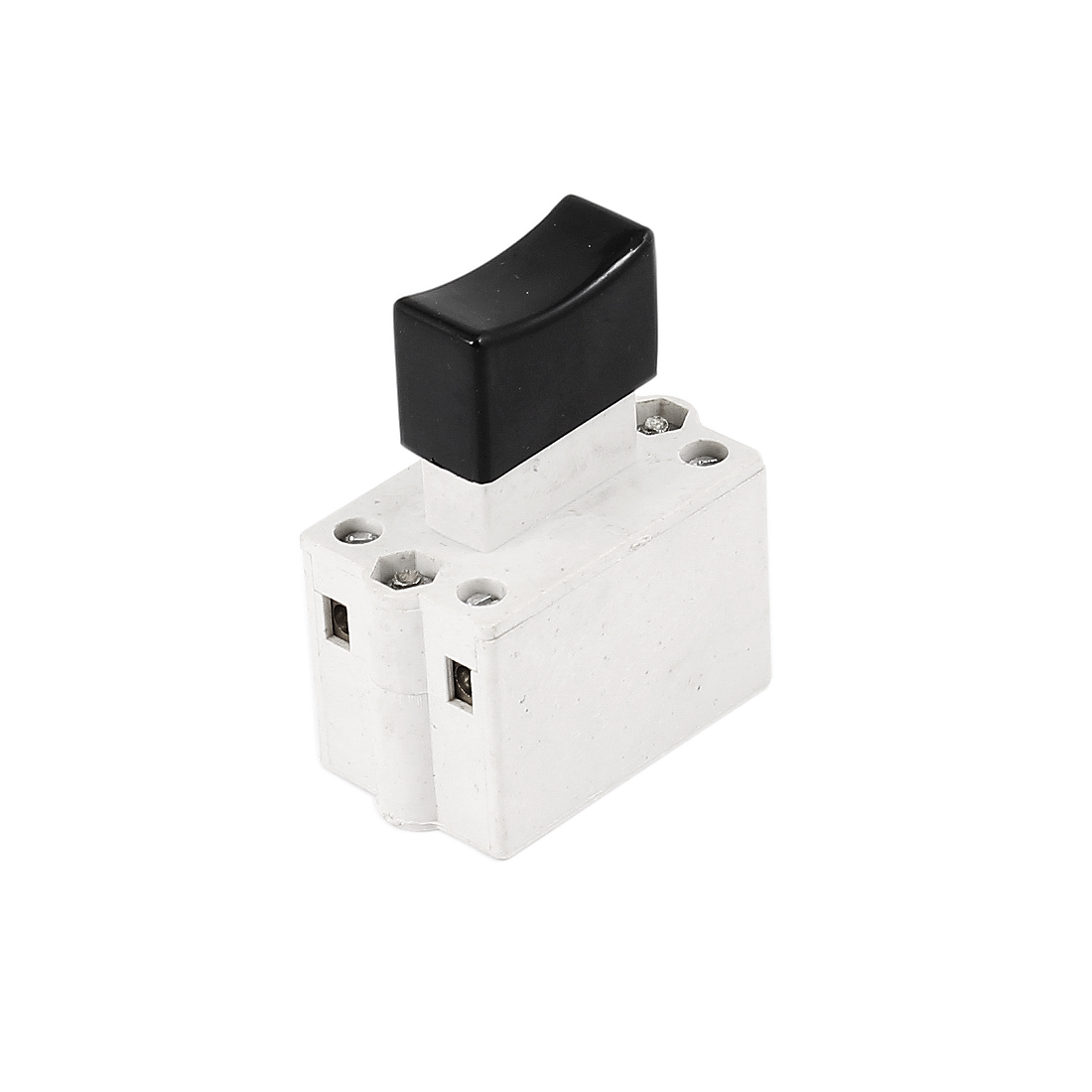 UXCELL Ac 16A 220/380V Dpst Momentary Trigger Switch For Cutting ...